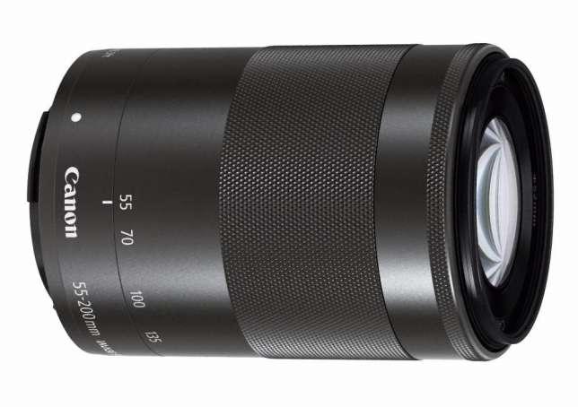 Купить -  Canon EF-M 55-200 4.5-6.3 IS STM (9517B005AA)