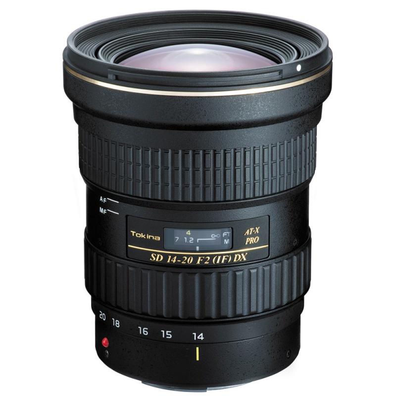 Купить - Tokina Tokina AT-X 14-20mm f/2.0 PRO DX (Canon)