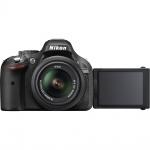 Фото Nikon Nikon D5200+18–55mm II Black KIT (VBA350KV02)