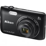Фото - Nikon COOLPIX A300 Black (VNA961E1)