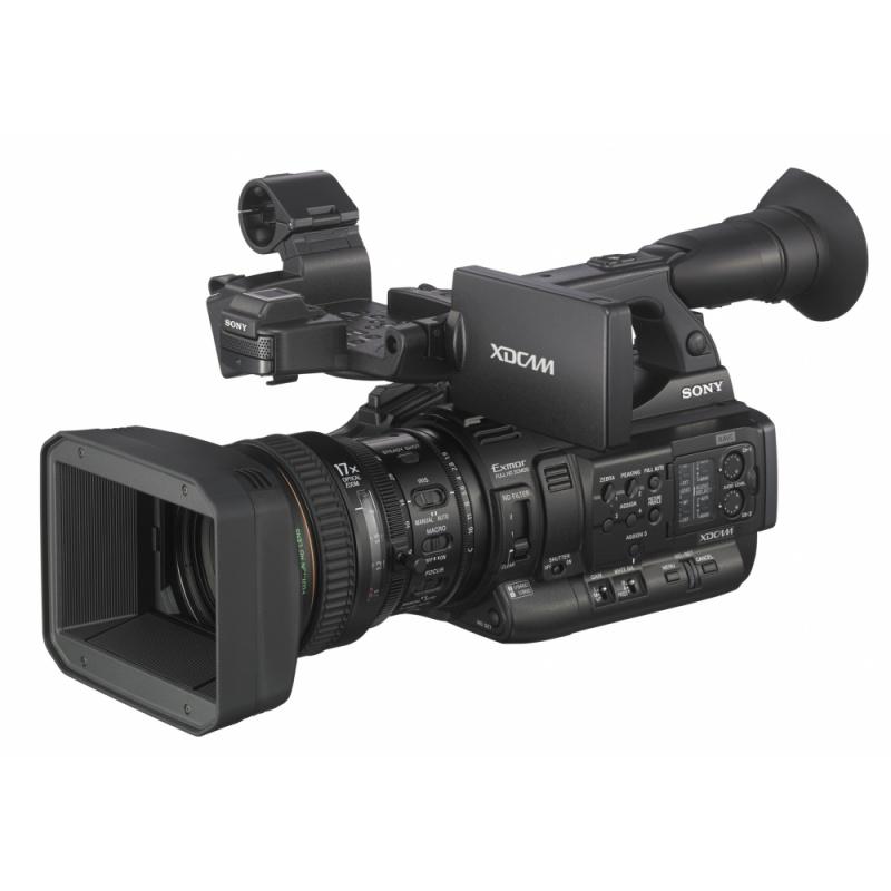 Купить - Sony Sony PXW-X200 XDCAM Handheld Camcorder