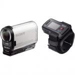 Фото - Sony Цифровая видеокамера экстрим Sony HDR-AS200 c пультом д/у RM-LVR2 и набором креплений (HDRAS200VB.AU2)