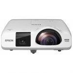 Фото - Epson Короткофокусный проектор Epson EB-536Wi (WXGA, 3400 ANSI Lm) (V11H670040)