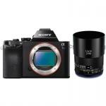 Фото - Sony Sony Alpha A7S body + объектив Carl Zeiss Loxia 2/50 E