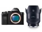 Фото - Sony Sony Alpha A7R Body + объектив Carl Zeiss Batis 2.0/25 E