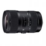 Фото - Sigma Объектив SIGMA AF 18-35/1,8 DC HSM Canon (210954)