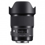 Фото - Sigma Объектив Sigma 20mm F1.4 DG HSM Art (Canon EF)