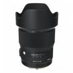 Фото - Sigma Объектив SIGMA AF 20/1,4 DG HSM Art Nikon (412955)