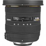 Фото Sigma Sigma 10-20mm F3.5 EX DC HSM (Canon)