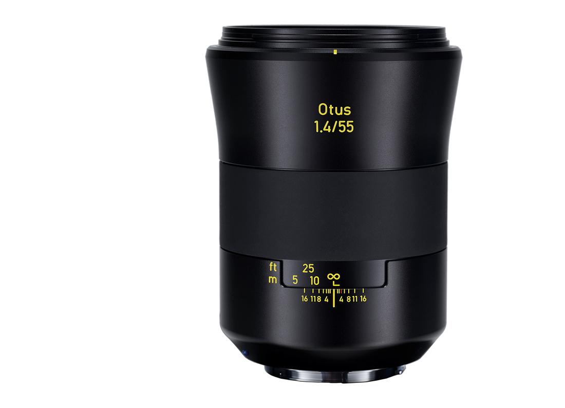 Купить -  Carl Zeiss ZEISS Otus 1.4/55 ZE - объектив с байонетом Canon + светофильтр Carl Zeiss T* UV Filter 77 mm в подарок!!!