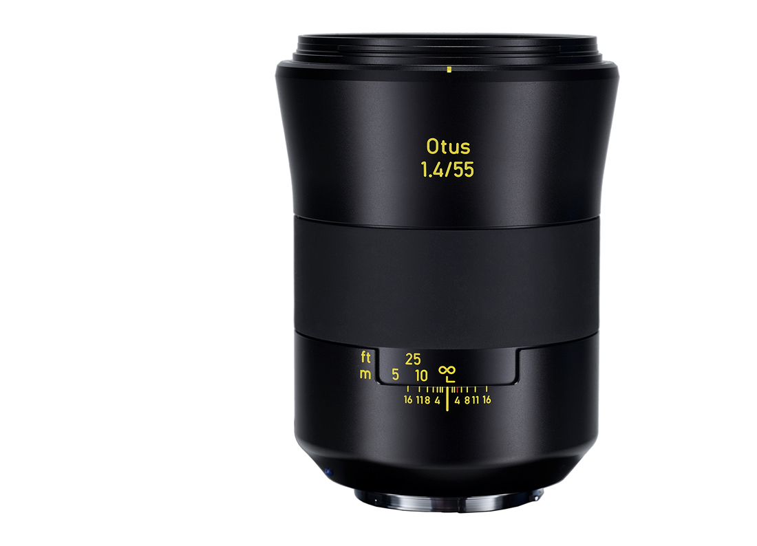 Купить - ZEISS  ZEISS Otus 1.4/55 ZE - объектив с байонетом Canon