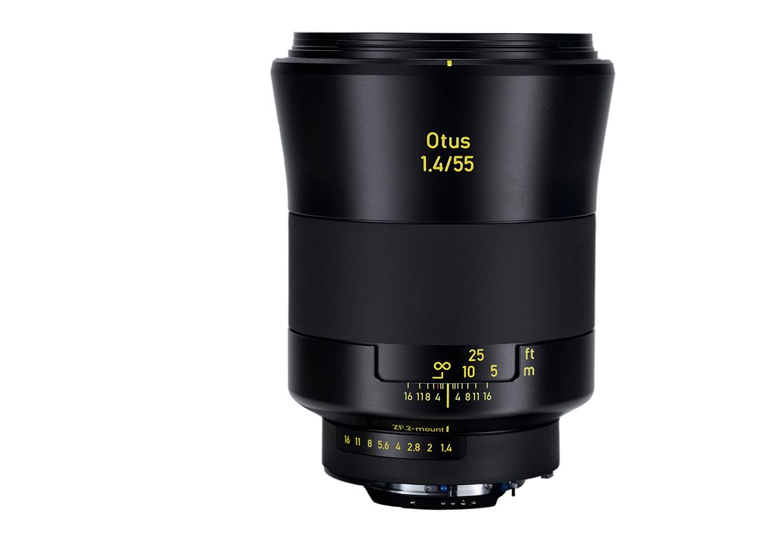 Купить -  Carl Zeiss ZEISS Otus 1.4/55 ZF.2 - объектив с байонетом Nikon + светофильтр Carl Zeiss T* UV Filter 77 mm в подарок!!!