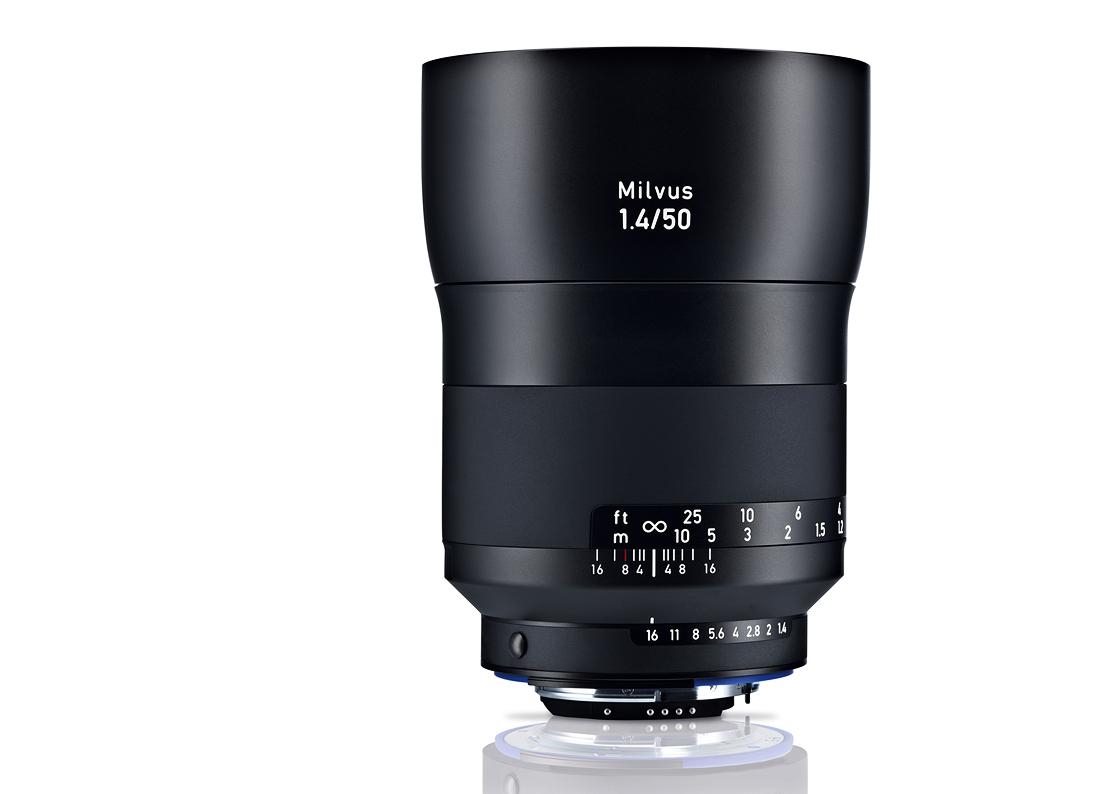 Купить -  Carl Zeiss ZEISS Milvus 1.4/50 ZF.2 - объектив с байонетом Nikon + светофильтр Carl Zeiss T* UV Filter 67 mm в подарок!!!