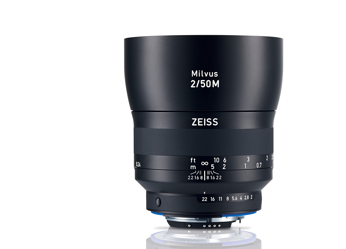 Купить - ZEISS  ZEISS Milvus 2/50M ZF.2 - объектив с байонетом Nikon