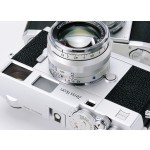 Фото -  Carl Zeiss Zeiss Ikon Limited Edition + C Sonnar T* 1.5/50 ZM kit Silver - дальномерная фотокамера в комплекте с объективом