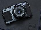 Фото  Carl Zeiss Zeiss Ikon + Biogon T* 2/35 ZM kit Black - дальномерная фотокамера в комплекте с объективом