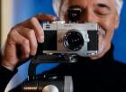 Фото  Carl Zeiss Zeiss Ikon SW + C Biogon T* 4.5/21 ZM kit Silver - шкальная Super Wide фотокамера в комплекте с объективом