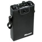 Фото -  Батарейный блок Nissin PS300 для вспышек Canon (PS300C)