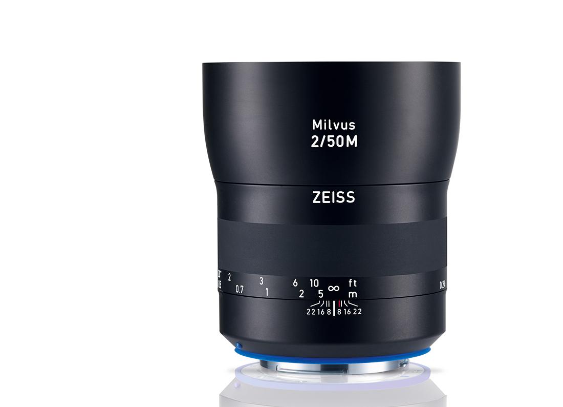 Купить -  Carl Zeiss ZEISS Milvus 2,0/50M ZE - объектив с байонетом Canon + светофильтр Carl Zeiss T* UV Filter 67 mm в подарок!!!