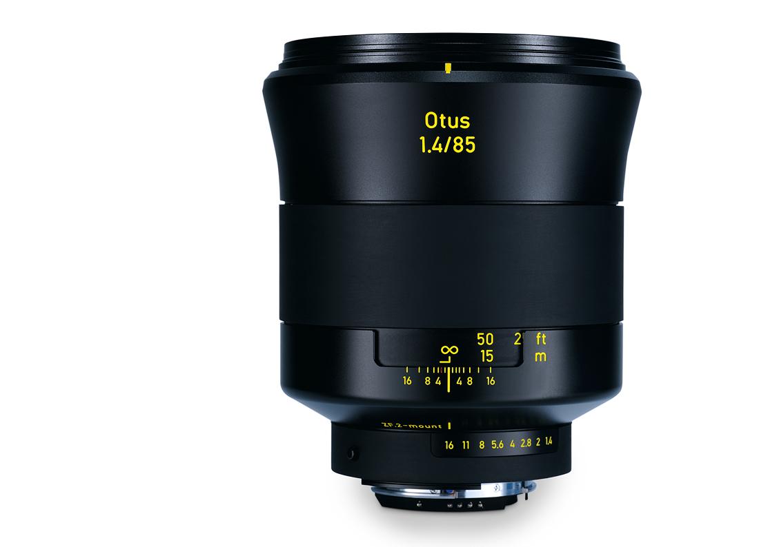Купить -  Carl Zeiss ZEISS Otus 1.4/85 ZF.2 - объектив с байонетом Nikon + светофильтр Carl Zeiss T* UV Filter 86 mm в подарок!!!