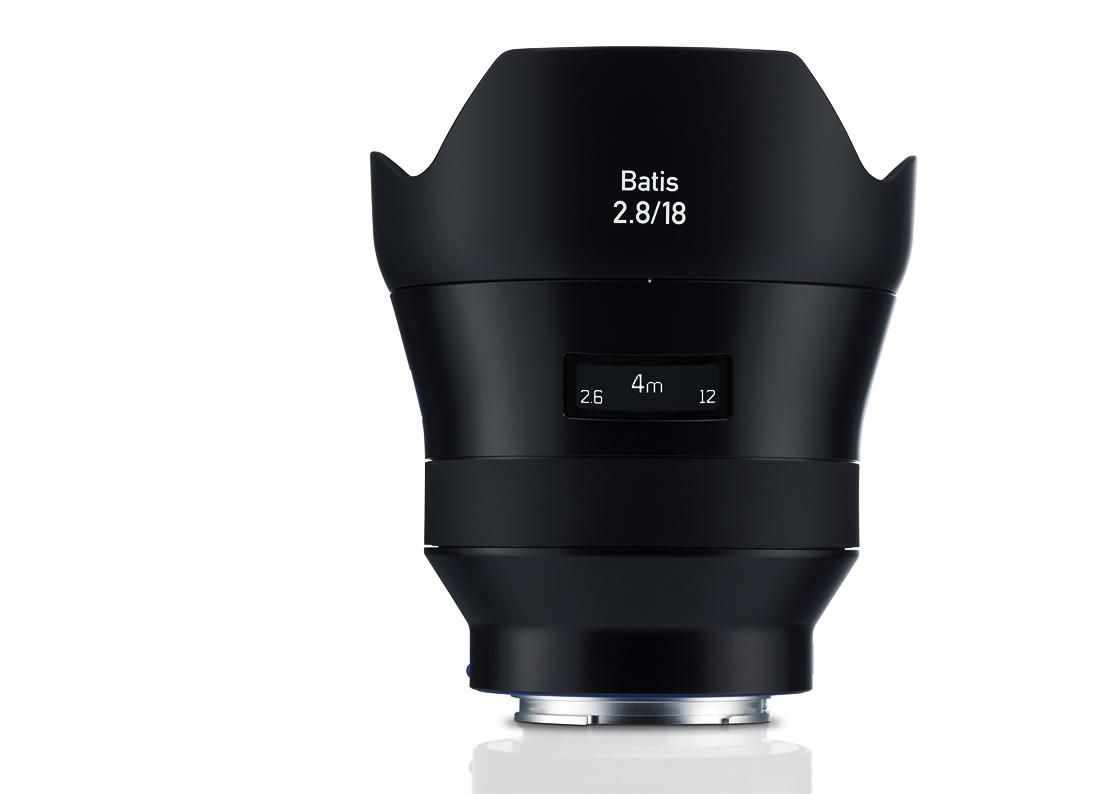 Купить - ZEISS  ZEISS Batis 2.8/18 E - автофокусный объектив с байонетом Sony E Mount
