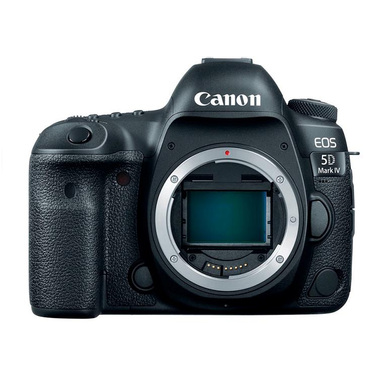 Купить - Canon Canon EOS 5D Mark IV Body + батарейный блок BG-E20 (Официальная гарантия)