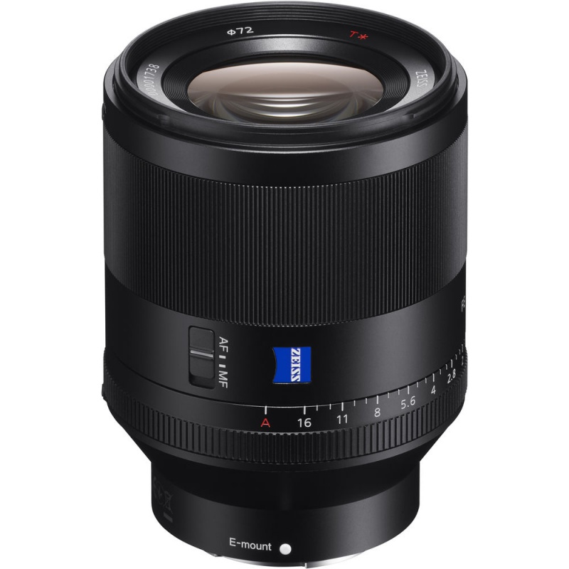 Купить - Sony Sony 50mm f/1.4 Carl Zeiss для камер NEX FF (SEL50F14Z.SYX)