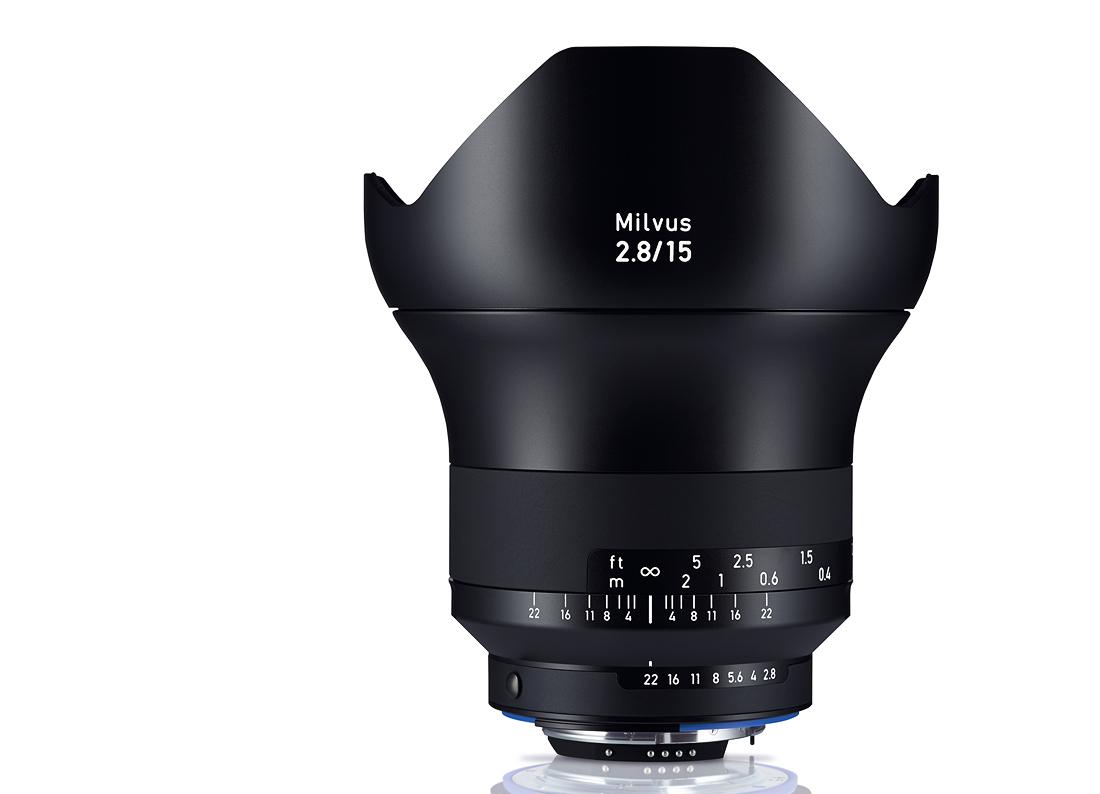 Купить -  Carl Zeiss ZEISS Milvus 2.8/15 ZF.2 - объектив с байонетом Nikon + светофильтр Carl Zeiss T* UV Filter 95 mm в подарок!!!