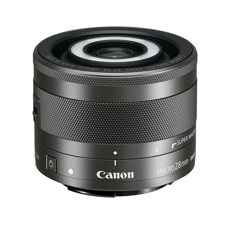 Купить - Canon Canon EF-M 28mm f/3.5 Macro STM