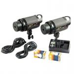 Фото -  Комплект CononMark GE 400 (2 вспышки и пульт ду/синхронизатор) (GE400)
