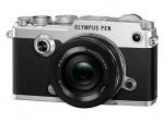 Фото - Olympus OLYMPUS PEN-F Pancake Zoom 14-42 Kit silver/black (V204061SE000)