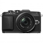 Фото Olympus OLYMPUS E-PL7 KIT (14-42mm) BLACK/BLACK