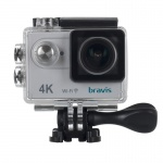 Фото -  Экшн-камера BRAVIS A1 silver