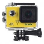 Фото -   Экшн-камера BRAVIS A3 Yellow