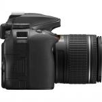 Фото Nikon Nikon D3400 + AF-P 18-55VR KIT Black + в подарок SILICON POWER Armor A60 500 GB !!!