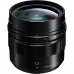 Фото - Panasonic Panasonic Leica DG Summilux 12mm f/1.4 ASPH (H-X012) + Подарочный сертификат 2000 грн!!!