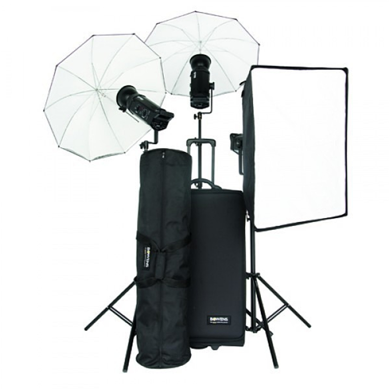 Купить - Bowens Комплект студийного света BOWENS GEMINI 750PRO/750PRO/750PRO TX KIT (BW-8720TX)
