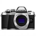 Фото Olympus E-M10 mark II Pancake Double Zoom 14-42+40-150 Kit S/S/B (V207053SE000)