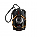Фото - Olympus CSCH-123 TG Camera Case orange (V600085OW000)