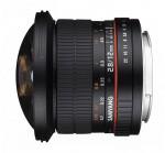 Фото -  Samyang 12mm F2.8 ED AS NCS Fish-eye Sony E