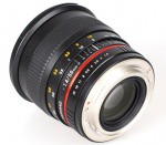 Фото -  Samyang 50мм f/1.4 AS UMC Sony E