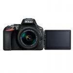 Фото Nikon Nikon D5600 + AF-P 18–55VR KIT  Официальная гарантия! (VBA500K001)