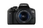Фото - Canon Canon EOS 750D + объектив 18-55mm f/3.5-5.6 DCIII (Официальная гарантия)