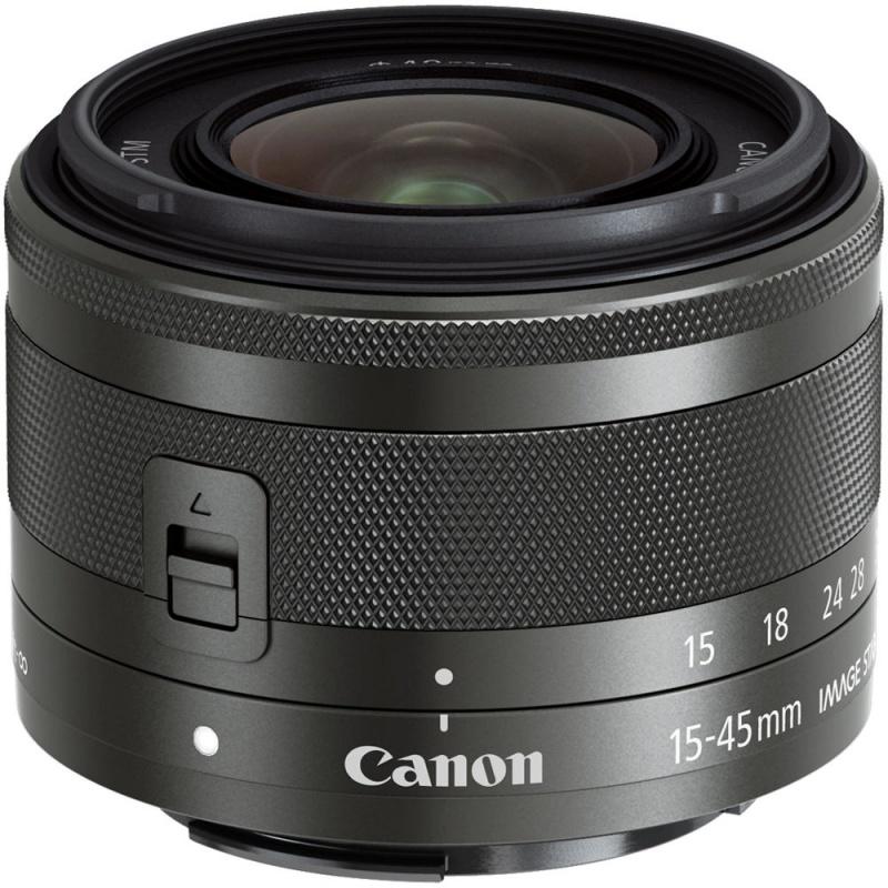 Купить - Canon Canon EF-M 15-45mm f/3.5-6.3 IS STM