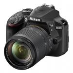 Фото - Nikon Nikon D3400 + AF-P 18-140 VR KIT (VBA490KV01) + в подарок SILICON POWER Armor A65 1 TB !!!