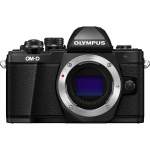 Фото - Olympus E-M10 mark II Body black (V207050BE000)