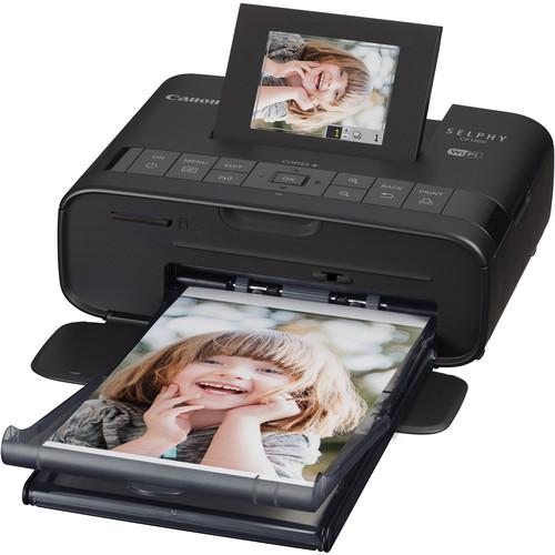 Купить - Canon Canon SELPHY CP1200 Black (0599C002) + картридж на 54 снимка !!!