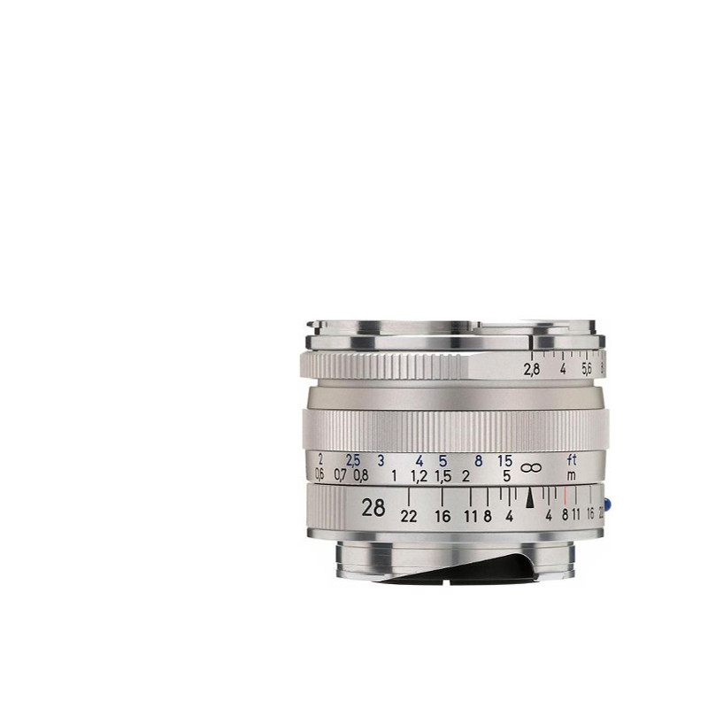 Купить -  Carl Zeiss Biogon T* 2,8/28 ZM Silver + светофильтр Carl Zeiss T* UV Filter 46 mm в подарок!!!