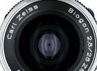 Фото  Carl Zeiss Biogon T* 2,8/28 ZM Silver + светофильтр Carl Zeiss T* UV Filter 46 mm в подарок!!!