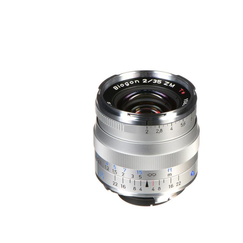 Купить -  Carl Zeiss Biogon T* 2/35 ZM silver + светофильтр Carl Zeiss T* UV Filter 43 mm в подарок!!!